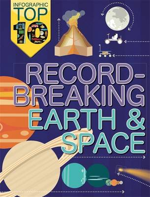Record-Breaking Earth & Space by Jon Richards, Ed Simkins