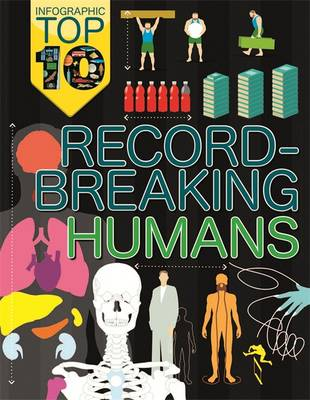 Record-Breaking Humans by Jon Richards, Ed Simkins