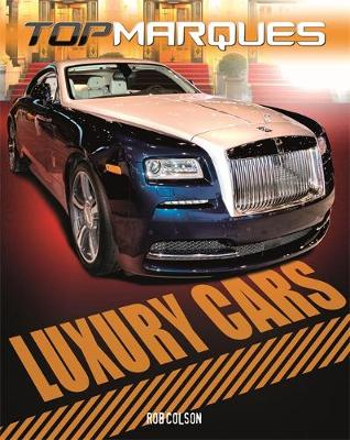 Luxury Cars by Rob Colson