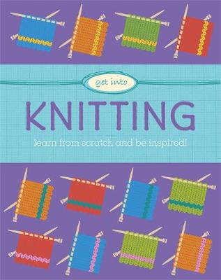 Knitting by Sophie Scott