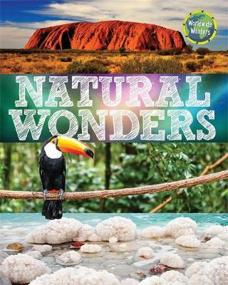 Natural Wonders by Clive Gifford