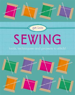 Sewing by Jane Marland