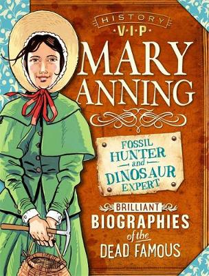 Mary Anning by Kay Barnham