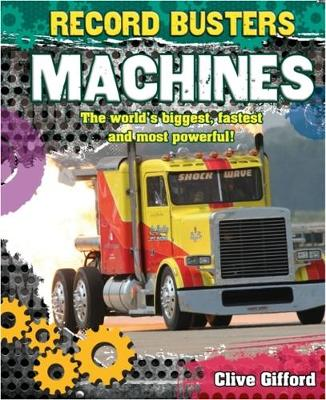 Machines by Clive Gifford
