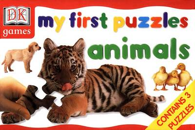 My First Puzzles Animal by