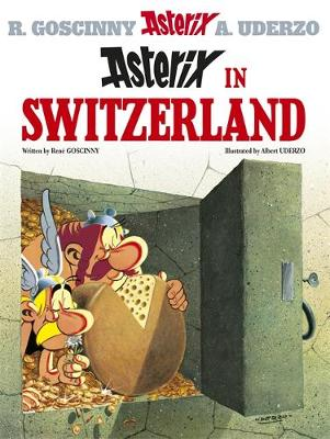 Asterix in Switzerland Album 16 by Rene Goscinny