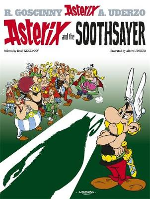 Asterix and the Soothsayer Album 19 by Rene Goscinny