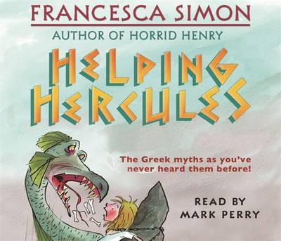 Helping Hercules by Francesca Simon