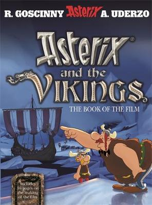Asterix and the Vikings The Book of the Film by Rene Goscinny