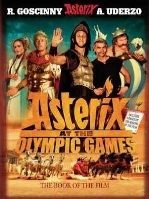 Asterix at the Olympic Games Album 12, Film Tie-in by Rene Goscinny