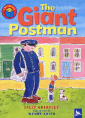 The Giant Postman by Sally Grindley