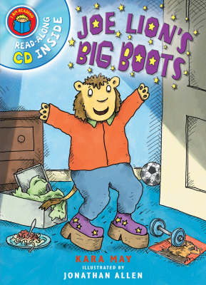 Joe Lion's Big Boots by Kara May