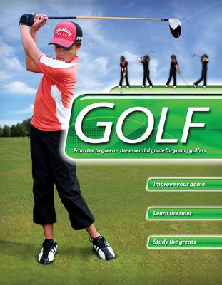 Golf by Clive Gifford