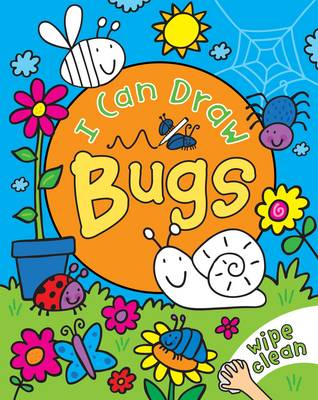 I Can Draw Bugs by Simon Abbott