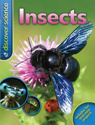 Discover Science: Insects by Barbara Taylor