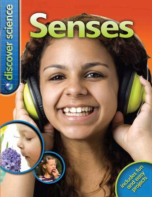 Discover Science: Senses by Jinny Johnson