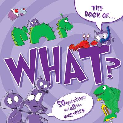 The Book of...What? by Bryant, Ray Bryant