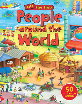 People Around the World by Kingfisher