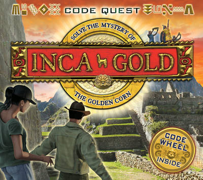 CodeQuest: Inca Gold by Anita Croy