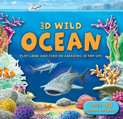 3D Wild Ocean by Kingfisher