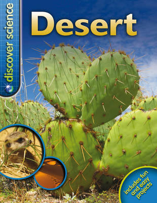 Discover Science: Deserts by Nicola Davies