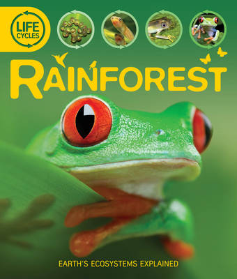 Life Cycles: Rainforest by Sean Callery