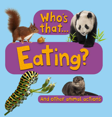 Who's That...Eating? by