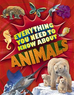 Everything You Need to Know: Animals by Nicola Davies
