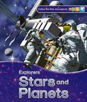 Explorers: Stars and Planets by Carole Stott