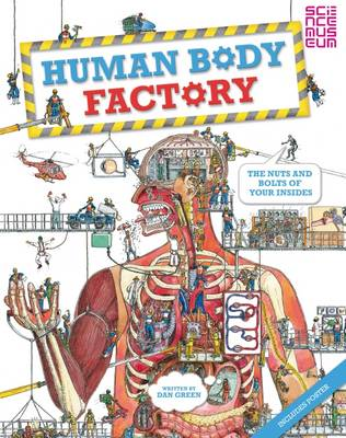 Human Body Factory by Dan Green