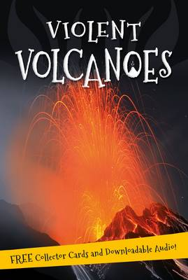 It's All About... Violent Volcanoes by Kingfisher