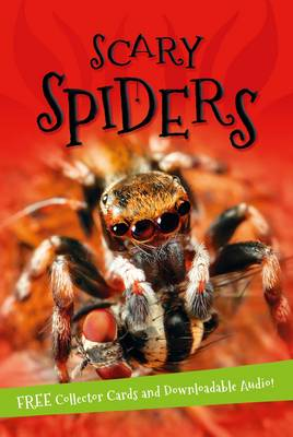 It's All About... Scary Spiders by Kingfisher