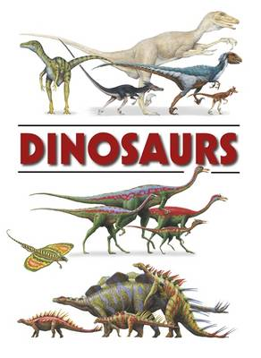 The Ultimate Book of Dinosaurs by
