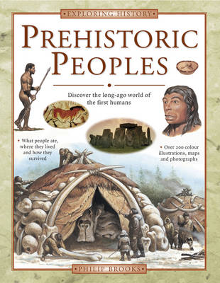 Prehistoric Peoples by Philip Wilkinson
