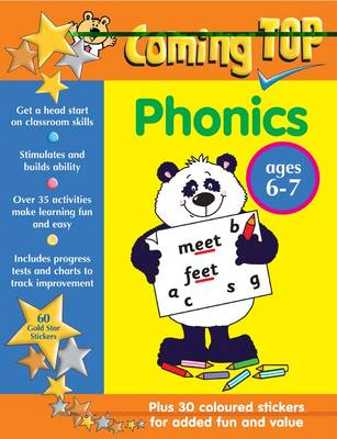 Phonics Ages 6-7 by Louisa Somerville, David Smith