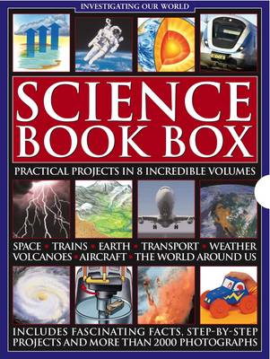 Investigating Our World Science Book Box by John Farndon, Ian Graham, Michael Harris, Peter Harrison