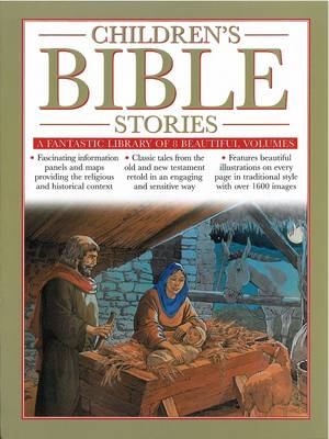 Children's Bible Stories by Victoria Parker
