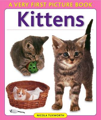 Kittens by Nicola Tuxworth