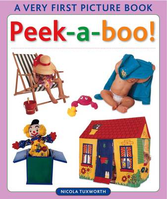 Peek-a-boo by Nicola Tuxworth