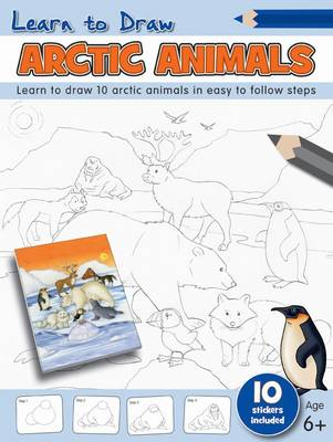 Learn to Draw - Artic Animals by