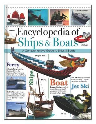 Encyclopedia of Ships and Boats Encyclopedia Omnibus by
