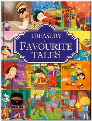 Treasury of Favourite Tales by