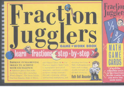 Fraction Jugglers by Ruth Bell Alexander