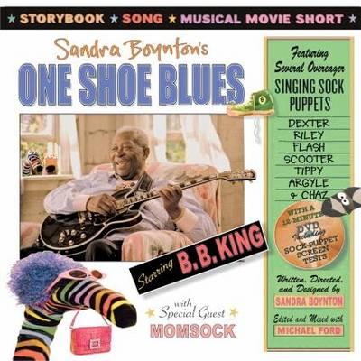 One Shoe Blues by Sandra Boynton