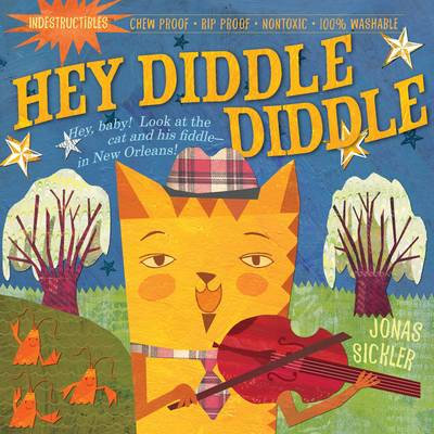 Hey, Diddle Diddle by Amy Pixton