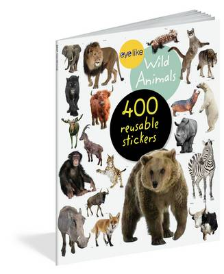 Eyelike Stickers: Wild Animals by Workman Publishing