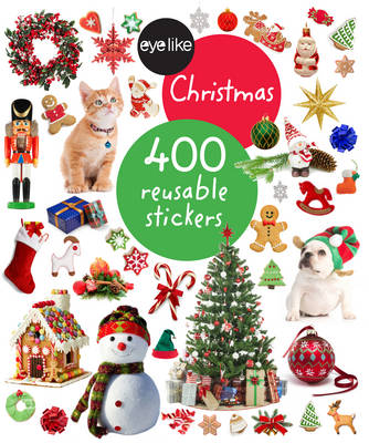 Eyelike Christmas by Workman Publishing