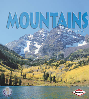 Mountains by Sheila Anderson