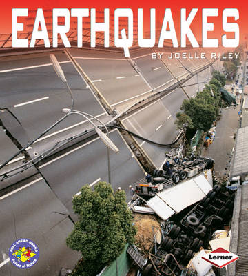 Earthquakes by Joelle Riley