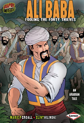 Ali Baba Fooling the Forty Thieves by Marie P. Croall